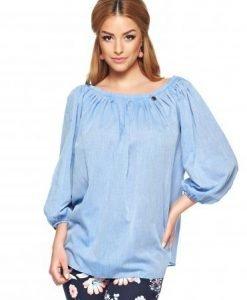 Bluza PrettyGirl Spring Dream Blue - Bluze -
