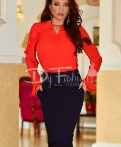 Bluza Red Delicacy - Haine - Bluze/Camasi