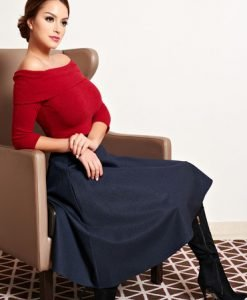 Bluza StarShinerS Diva Spirit Sensation Red - Bluze -