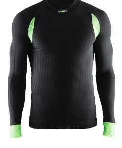 Bluza barbateasca Craft Active Extreme negru - Lenjerie pentru barbati - Primul strat
