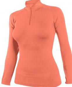 Bluza cu guler din material functional - Lenjerie pentru femei - Lenjerie functionala