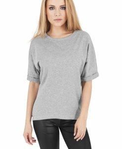 Bluza cu maneca scurta terry - Bluze urban - Urban Classics>Femei>Bluze urban