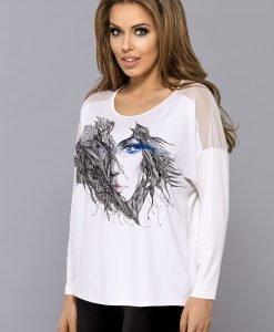 Bluza dama Elly - Haine si accesorii - Bluze si camasi