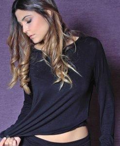 Bluza dama Fashion din viscoza - Haine si accesorii - Haine de casa