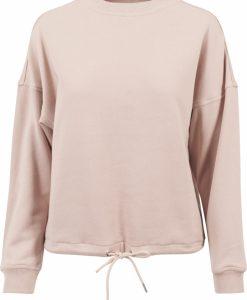 Bluza sport supradimensionata pentru Femei light-rose Urban Classics - Femei - Urban Classics>Colectie noua>Femei