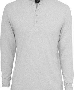 Bluze cu maneca lunga melange - Bluze cu maneca lunga - Urban Classics>Barbati>Bluze cu maneca lunga