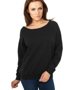 Bluze dama simple cu guler larg - Bluze urban - Urban Classics>Femei>Bluze urban