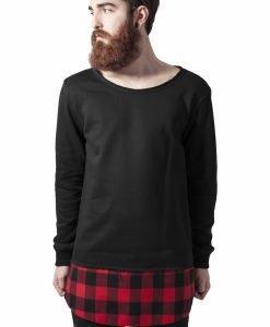 Bluze lungi barbati - Bluze cu guler rotund - Urban Classics>Barbati>Bluze cu guler rotund