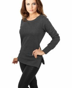 Bluze lungi pentru colanti cu fermoar - Bluze urban - Urban Classics>Femei>Bluze urban