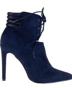 Botine dama Seibold albastre - Incaltaminte Dama - Botine Dama
