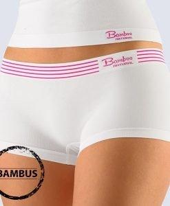 Boxeri dama Bomboo 012 - Lenjerie pentru femei - Lenjerie fara cusaturi