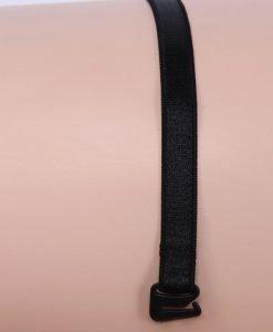Bretele textile 10 mm negre - Lenjerie pentru femei - Accesorii