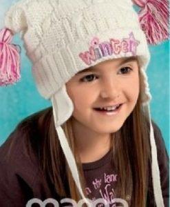 Căciulă iarnă fete - Produse > Cadouri WoW > Accesorii copii -