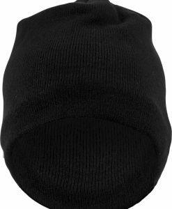 Caciula Beanie Cool Max negru Flexfit - Sepci MASTERDIS - Flexfit>Sepci MASTERDIS