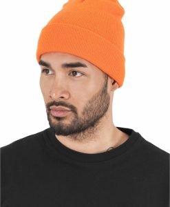 Caciula Beanie Heavyweight Long blaze-portocaliu Flexfit - Caciuli beanie - Flexfit>Caciuli beanie
