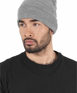 Caciula Beanie Heavyweight Long deschis-gri Flexfit - Caciuli beanie - Flexfit>Caciuli beanie