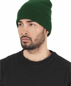 Caciula Beanie Heavyweight Long verde Flexfit - Caciuli beanie - Flexfit>Caciuli beanie