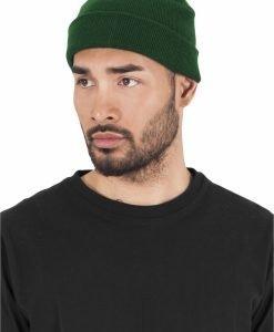 Caciuli Beanie Heavyweight verde Flexfit - Caciuli beanie - Flexfit>Caciuli beanie