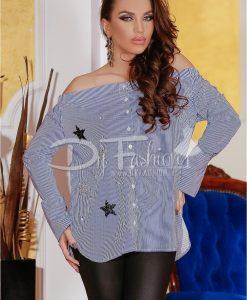 Camasa Blue Star Lines - Haine - Bluze/Camasi