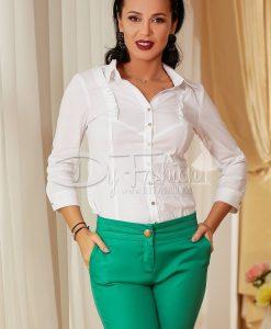 Camasa Lia Alba Office Eleganta - Haine - Bluze/Camasi