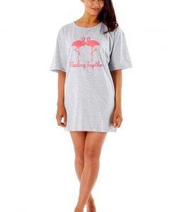 Camasa de noapte Flamingo - Lenjerie pentru femei - Camasi de noapte