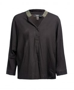 Camasa fina 100% bumbac Negru - Imbracaminte - Imbracaminte / Camasi