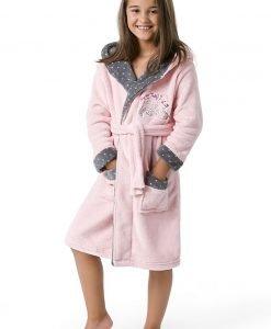 Capot fetite Bear - Lenjerie pentru femei - Pijamale si capoate pentru copii