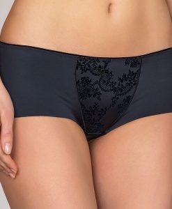Chilot Blue Suede croiala frantuzeasca - OUTLET - Chiloti si tanga - Outlet