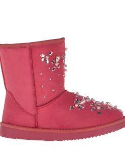 Cizme dama Hollie roz - Incaltaminte Dama - Cizme Dama