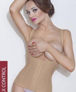 Corset modelator Talia Plus - Lenjerie pentru femei - Efect modelator in zona abdomenului