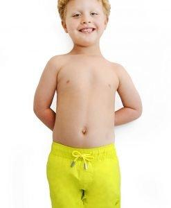 Costum de baie baietei Leonard Lime - Costume de baie - Costume de baie pentru copii