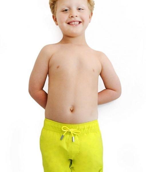 Costum de baie baietei Leonard Lime – Costume de baie – Costume de baie pentru copii