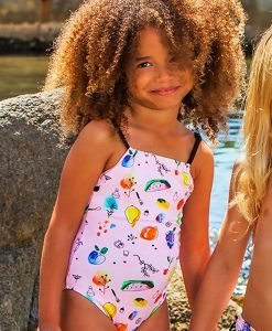 Costum de baie fetite Arae - Costume de baie - Promotiile saptamanii