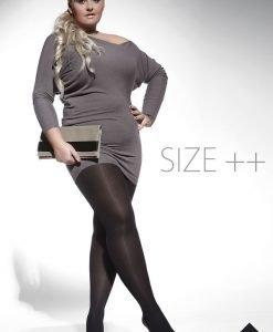 Dres Amy plus size 60DEN - Lenjerie pentru femei - Dresuri