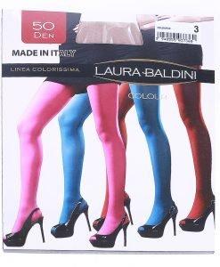 Dres Laura Baldini Colour 50 den maro - Aксесоари - Aксесоари Дамски
