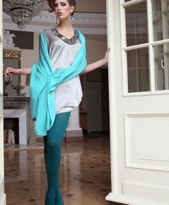 Dres elegant Glamour Soft Green - Lenjerie pentru femei - Dresuri
