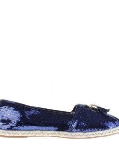 Espadrile dama Ofelia albastre - Incaltaminte Dama - Espadrile Dama