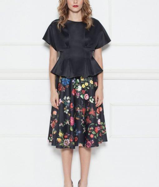 Fusta clos cu print floral Print – Imbracaminte – Imbracaminte / Fuste