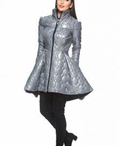 Geaca Artista Waterproof Grey - Geci -