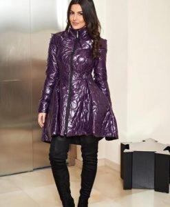Geaca Artista Waterproof Purple - Geci -