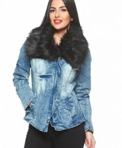 Geaca Fantastic Look Blue - Geci -