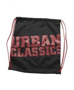 Genti sala cu snur negru Urban Classics - Ghiozdane - Urban Classics>Accesorii>Ghiozdane