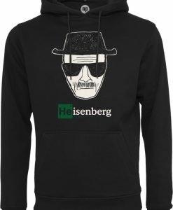 Hanorac BB Heisenberg negru Merchcode - Hanorace cu trupe - Mister Tee>Trupe>Hanorace cu trupe