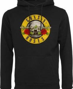 Hanorac Guns n Roses Logo negru Merchcode - Hanorace cu trupe - Mister Tee>Trupe>Hanorace cu trupe