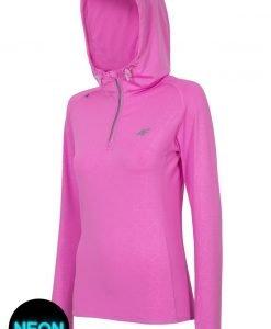 Hanorac sport de dama 4F Pink - Haine si accesorii - Hanorace jachete