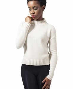 Helanca tricot pentru Femei light-nisip Urban Classics - Bluze urban - Urban Classics>Femei>Bluze urban