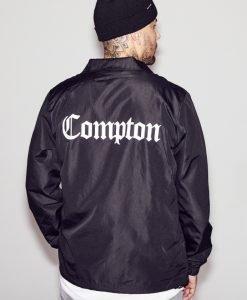 Jacheta Compton Coach negru Mister Tee - Geci cu trupe - Mister Tee>Trupe>Geci cu trupe