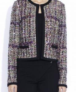 Jacheta lejera cu maneca lunga Multicolor - Imbracaminte - Imbracaminte / Jachete si cardigane / Jachete