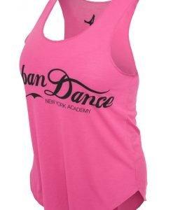 Maiou fitness cu mesaje femei - Urban Dance - Urban Dance