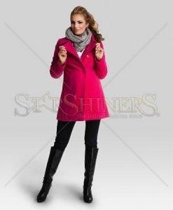 Palton Pentru Gravide Affinity Pink - Paltoane -